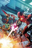Agents of S.H.I.E.L.D. Vol 1 6 Textless