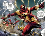 Scarlet Spider from Fear Itself Youth in Revolt Vol 1 5