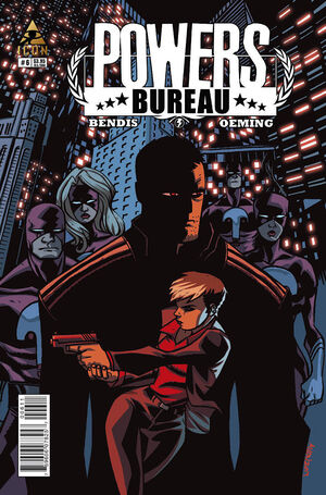 Powers Bureau Vol 1 6