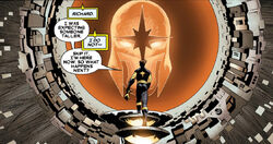 Xandarian Worldmind (Earth-616) from Annihilation Nova Vol 1 1 0001