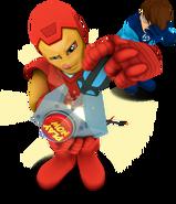 Anthony Stark (Earth-91119) from Marvel's Super Hero Squad Online 0001