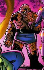 Benjamin Grimm (Earth-6716) from Fantastic Four A Death in the Family Vol 1 1 0001