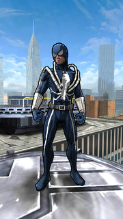 Oliver Osnick (Earth-TRN493) from Spider-Man Unlimited (video game)