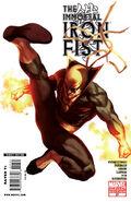 Immortal Iron Fist Vol 1 27 Marko Djurdjevic Variant