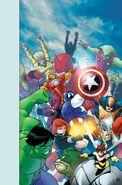 Marvel Universe Avengers - Earth's Mightiest Heroes Vol 1 5 Textless
