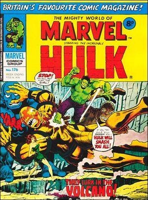 Mighty World of Marvel Vol 1 176