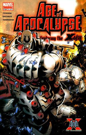 X-Men Age of Apocalypse Vol 1 2