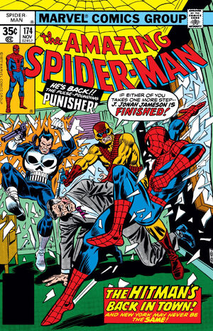 Amazing Spider-Man Vol 1 174