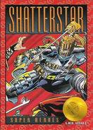 Gaveedra Seven (Mojoverse) from X-Men Trading Cards 1993 Set 0001