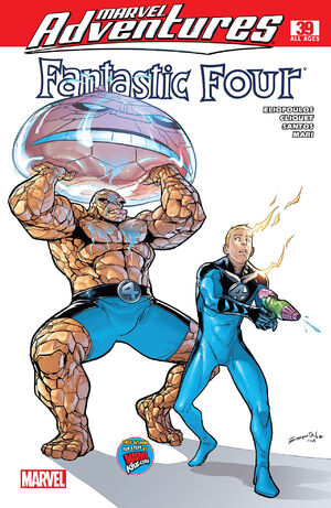 Marvel Adventures Fantastic Four Vol 1 39