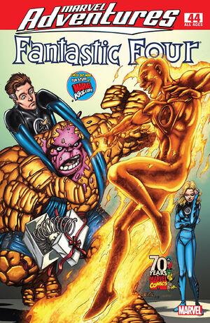 Marvel Adventures Fantastic Four Vol 1 44