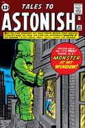 Tales to Astonish Vol 1 34