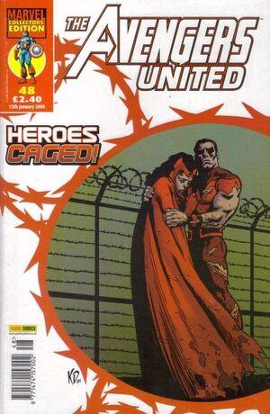 Avengers United Vol 1 48