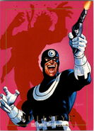 Lester (Bullseye) (Earth-616) from Marvel Masterpieces Trading Cards 1992 0001