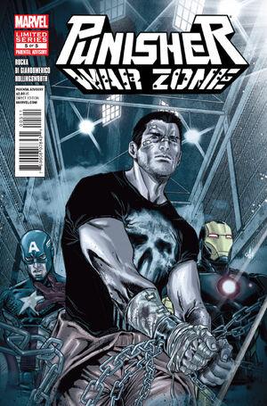 Punisher War Zone Vol 3 5