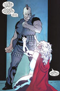 Ares and Zeus Panhellenios (Earth-616) from Ares Vol 1 3 001