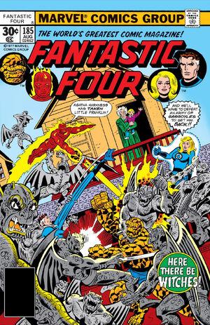 Fantastic Four Vol 1 185