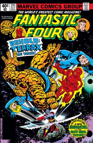 Fantastic Four Vol 1 211
