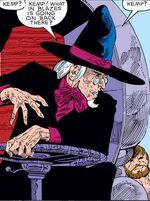 Julius Akerman (Earth-616) from Fantastic Four Vol 1 274