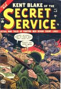 Kent Blake of the Secret Service Vol 1 9