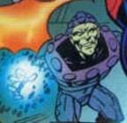 Living Eraser (Dimension Z) (Earth-9411) Spectacular Spider-Man (UK) Vol 1 97