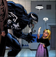 MacDonald Gargan (Earth-616) & Valeria Richards (Earth-616) from Dark Reign Fantastic Four Vol 1 4 0001