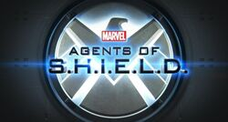 Marvel Agents of SHIELD TV Series Logo 001