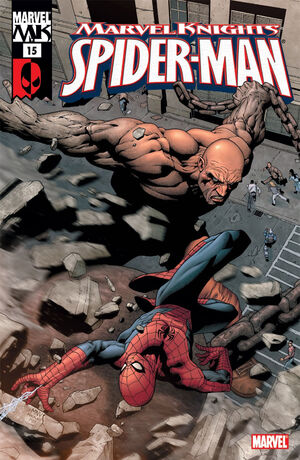 Marvel Knights Spider-Man Vol 1 15