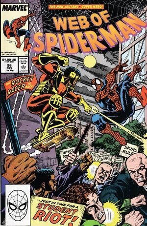 Web of Spider-Man Vol 1 56