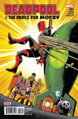 Deadpool & the Mercs for Money Vol 2 3