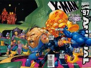 X-Man Annual Vol 1 1997