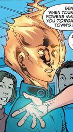 Ben Hammil (Earth-616) from New X-Men Vol 2 5 0001