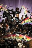 X-Force Vol 3 2 Variant Rainbow