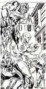 Doomsman, Servo-Guards (Earth-TMP564) from Deeds of Doom