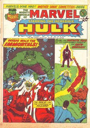 Mighty World of Marvel Vol 1 45