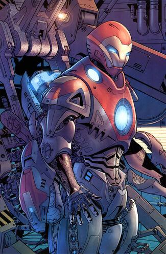 Antonio Stark Earth 1610 Marvel Database Fandom