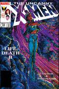 Uncanny X-Men Vol 1 198