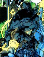 Weapon X (Thetagen 24) (Earth-616) from Alpha Flight Vol 2 18 0001