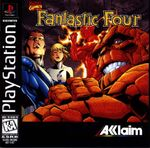 Fantastic Four 1997 video game