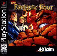 Fantastic Four 1997 video game