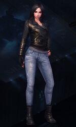 Jessica Jones (Earth-TRN012) from Marvel Future Fight 001