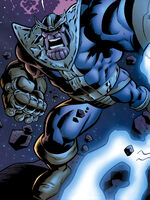 Thanos (Earth-20051) from Avengers & the Infinity Gauntlet Vol 1 1 0001
