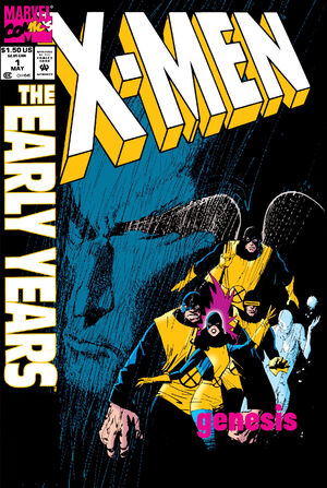 X-Men The Early Years Vol 1 1