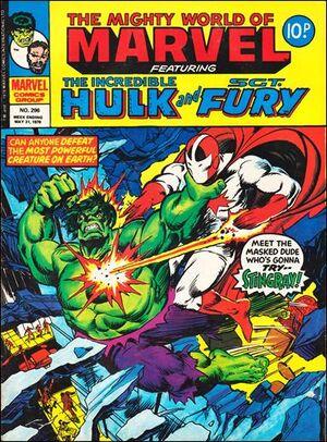 Mighty World of Marvel Vol 1 296