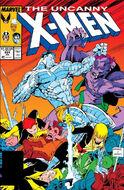 Uncanny X-Men Vol 1 231