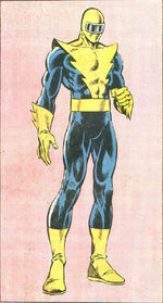William Carver (Earth-616) from Official Handbook of the Marvel Universe Vol 2 20 001