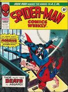 Spider-Man Comics Weekly Vol 1 139