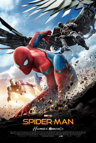 File:Spider-Man Homecoming poster 005.jpg