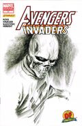 Avengers Invaders Vol 1 11 Dynamic Forces Variant