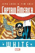 Captain America White Vol 1 1 Solicit